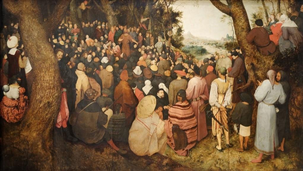 The Art of Copying Art - Fig.3 - Pieter Bruegel
