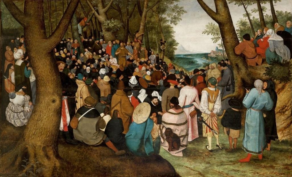 The Art of Copying Art - Fig.4 - Pieter Bruegel