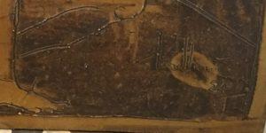 Fig.2 Detail Antoine Camilleri, Nude Portrait of Josette Caruana