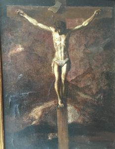 Figure 1 Unknown Southern Italian School, The Crucifixion