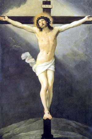 Figure 2 Guido Reni, Crucifixion