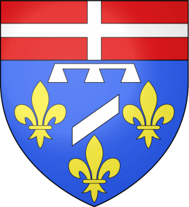 Figure. 8 Coat of Arms of Chev. D'Orleans