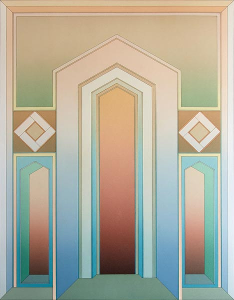 MIHRAB XIII, Lithograph